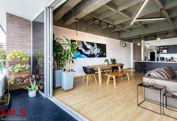 Apartamento en venta en Loma de los Parra 2 habitaciones