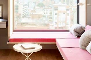 Proyecto de vivienda, Trend Suites, Apartamentos en venta en Chapinero Alto 25m²