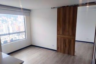 Apartamento en venta en Barrio Chapinero de 1 habitación