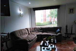 Casa en venta en Barrio Modelia, de 102,69mtrs2 con chimenea