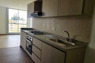 Apartamento en venta en Casco Urbano Cajicá de 75m² con Zonas húmedas...
