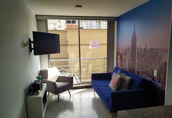 Apartamento en venta en Hayuelos Reservado de 54m² con Gimnasio...