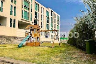 Departamento en venta de 113 m2 con 3 recámaras en Lomas Verdes
