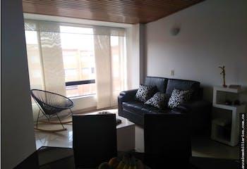 Apartamento en venta en Julio Flórez de 95m²