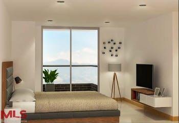 Apartamento en Las Acacias, Laureles - 100mt, tres alcobas, balcón