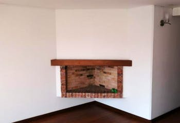 Casa en venta en Casco Urbano Chía de 105 mt con chimenea