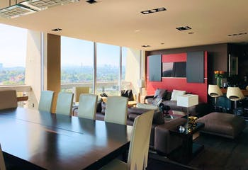 Penthouse en venta en Lomas de Chapultepec de 400mt2