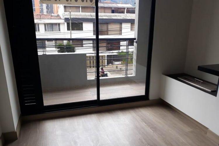 Portada Apartaestudio En Venta En Bogota Santa Barbara - para estrenar