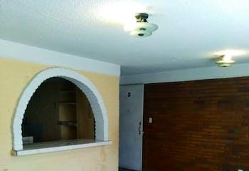 Departamento en venta en Los Reyes Ixtacala 2da Secc de 60 mt2.