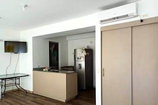 Apartaestudio en venta en Santa Fe de Antioquia, 45mt con balcon