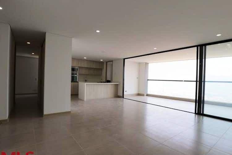Portada Apartamento en venta en Loma de Las Brujas, 132mt con balcon