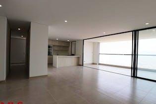 Apartamento en venta en Loma de Las Brujas, 132mt con balcon