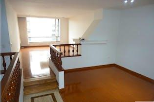 Apartamento en venta en Santa Bárbara Central de 150 mt2. con chimenea