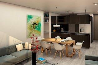 Acereto, Apartamentos en venta en Barrio Cedritos 58m²