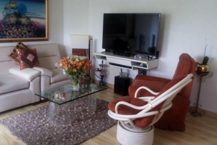 Portada Apartamento en venta en Rionegro de dos habitaciones