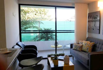 Apartamento en venta en Parque/ Centro, La Ceja - 80mt con balcon