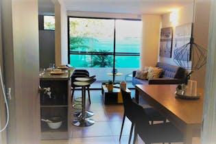Apartamento en venta en Parque/Centro, La Ceja - 59mt con balcon