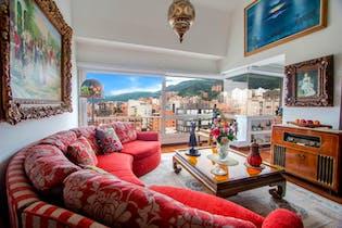 Apartamento en venta en El Nogal 256m² con Bbq...
