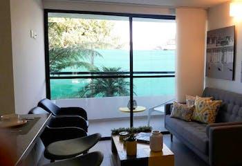 Apartamento en venta en Parque/Centro de 2 hab. con Balcón...