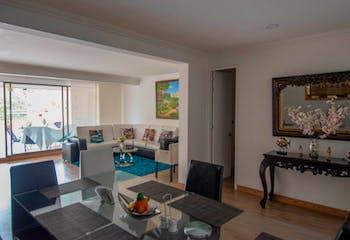 Apartamento en venta en La Aguacatala con acceso a Solarium