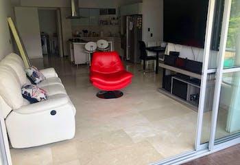 Apartamento en venta en Las Lomitas de 3 hab. con Piscina...