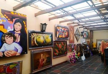 Casa en venta en Contador con Jardín...
