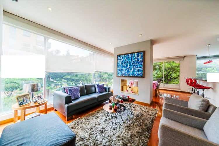 Portada Apartamento en venta en Chicó Navarra de 160m2.