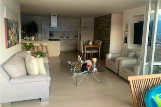 Apartamento en venta en El Esmeraldal, de 91mtrs2 con 2 balcones