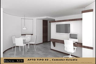 Imoval Xiv, Apartamentos en venta en Cedritos de 1-2 hab.