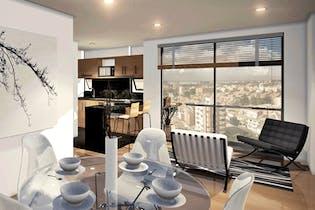 Vivienda nueva, Giralda 145, Apartamentos nuevos en venta en Barrio Cedritos con 2 hab.