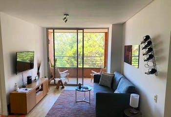 Apartamento en venta en Las Lomas, 84m² con Zonas húmedas...