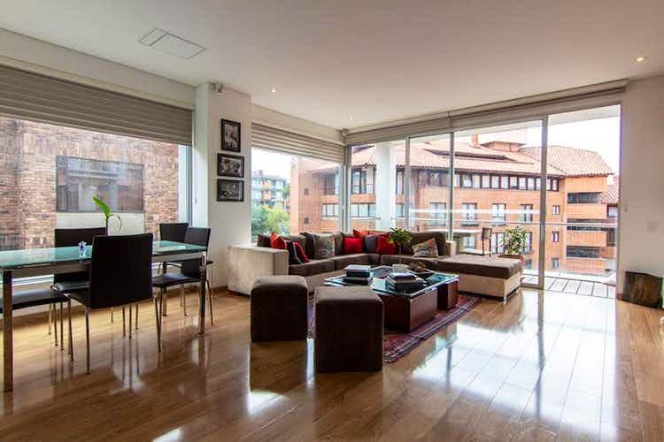 Portada Apartamento En Venta En La Calleja, de 126mtrs2