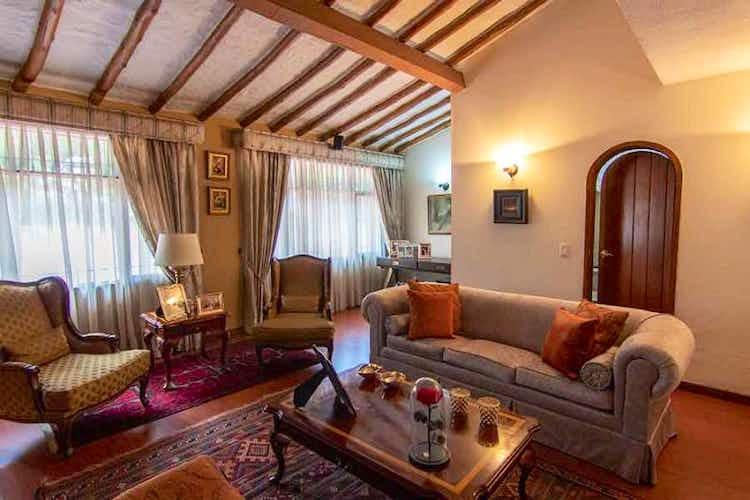 Portada Casa en venta en  Bogota Cerros De Niza 3 habitaciones