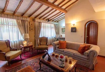 Casa en venta en Bogota Cerros De Niza 3 habitaciones