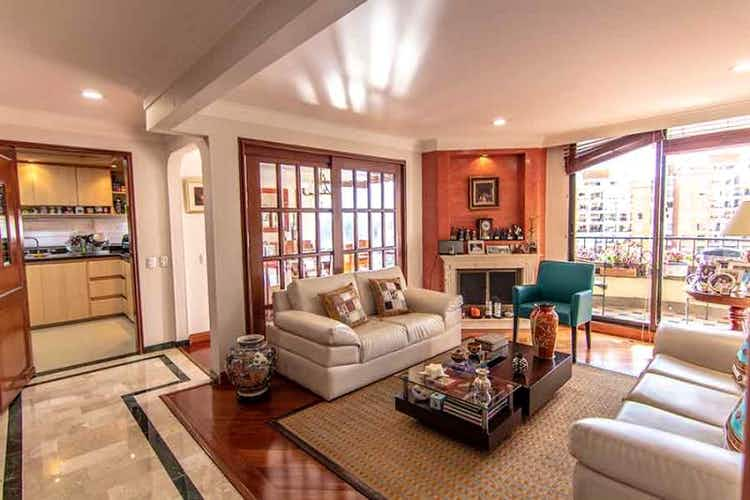 Portada Apartamento en venta en  Bogota Usaquén 3 habitaciones