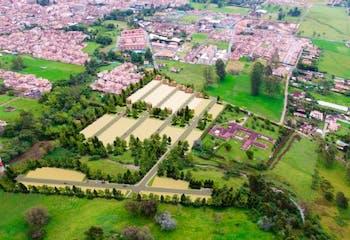 Jardines de la Colombiere, Lotes en venta en Parque/Centro de 98-123m²