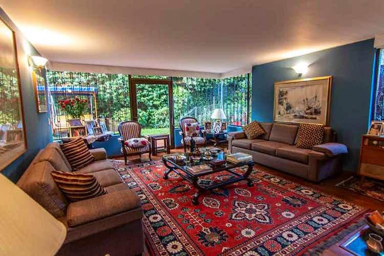 Portada Casa en venta en  Bogota Santa Barbara Alta-Usaquén 4 habitaciones
