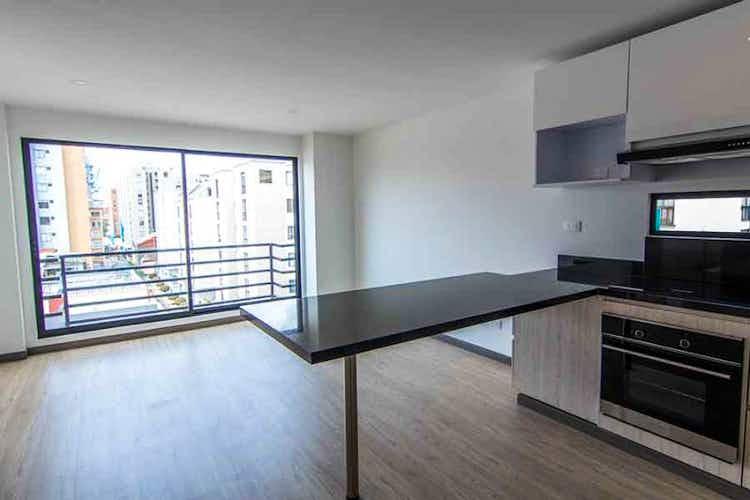 Portada Apartamento En Venta En Caobos Salazar de 56 mt2.