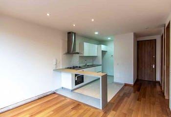 Apartamento en venta en El Virrey de 1 hab. con Bbq...