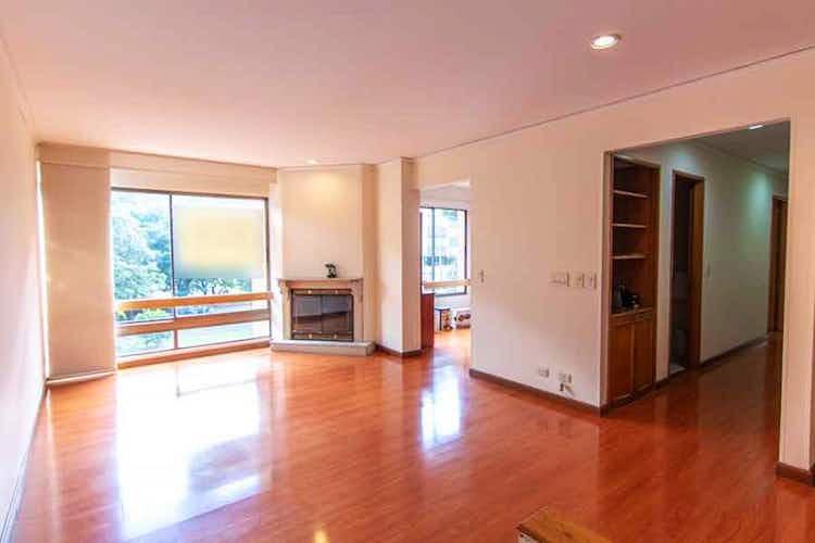 Portada Apartamento en venta en Santa Bárbara Central, 132mt con chimenea