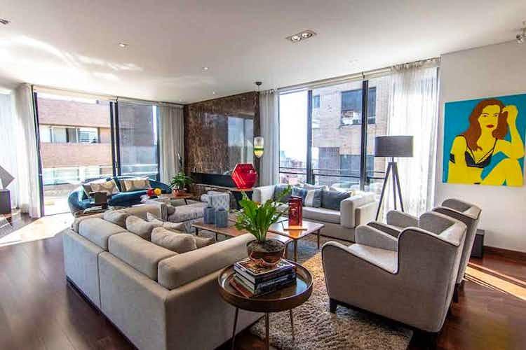 Portada Apartamento en venta en Rosales, 287mt Penthouse