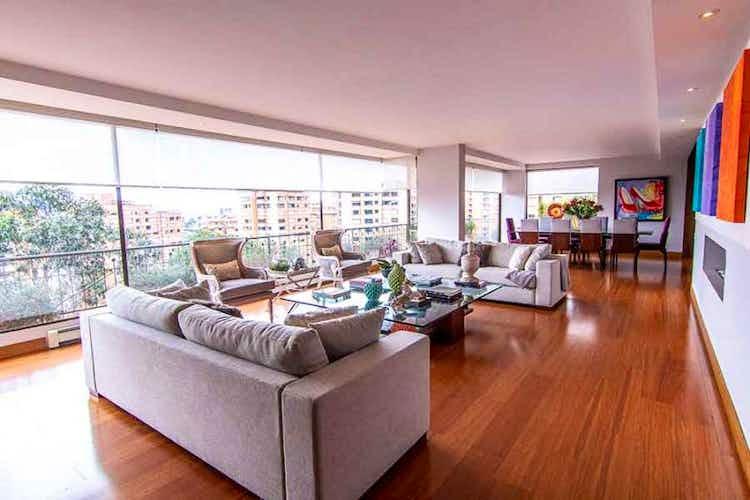 Portada Apartamento en venta en Usaquen, 298mt con terraza