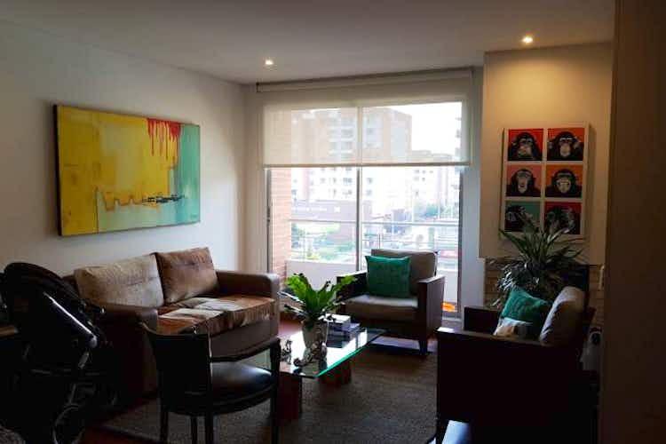 Portada Apartamento en venta en Cedritos, 105mt con balcon
