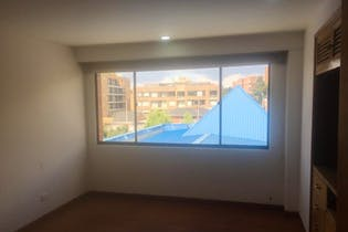 Apartamento en venta en Santa Bárbara Occidental, 116mt con chimenea