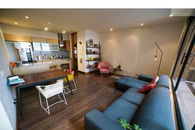 Portada Apartamento en venta en El Refugio, 76mt con terraza