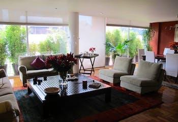 Departamento en venta en Polanco de 375 mt2. Duplex