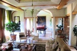 Casa en venta en Contadero de 733mts, tres niveles