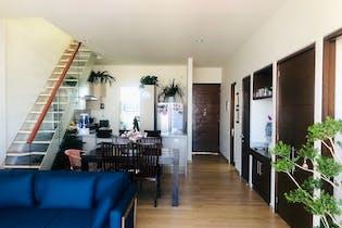 Departamento en venta en San Mateo Tlaltenango, 97mt con Roofgarden