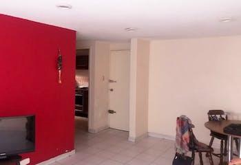 Departamento en venta en  Santa Maria La Ribera, Cuauhtémoc 2 recámaras
