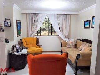 Guayacan De La Plaza, casa en venta en El Trianón, Envigado